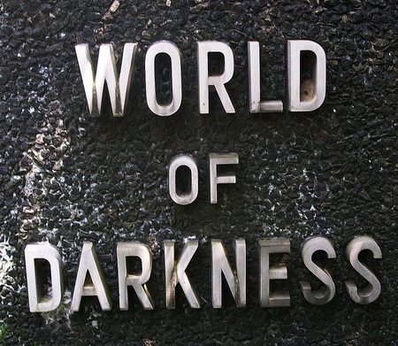 World of Darkness материалы с презентации