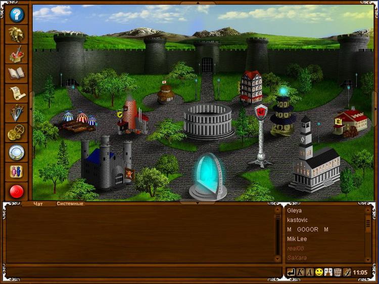 Категория браузерные онлайн игры rpg