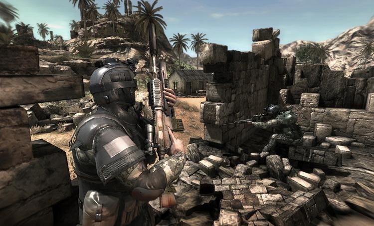 Battlefield 3 играть по Сети
