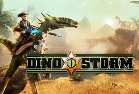 Dino Storm - Лучшая браузерная экшен MMO игра?