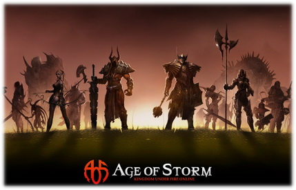Kingdom Under Fire: Age of Storm