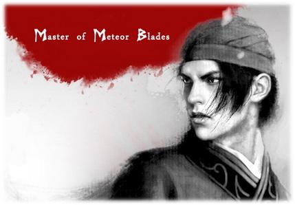 Master of Meteor Blades