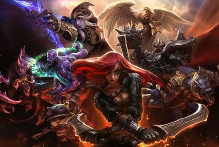League of Legends - иранские персонажи ликвидированы