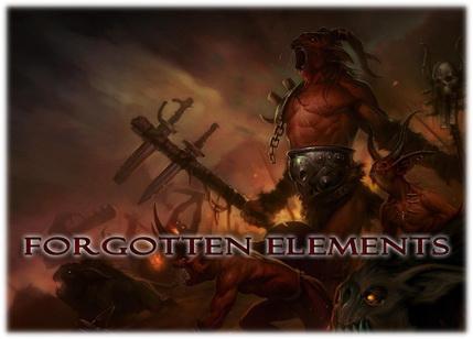 Forgotten Elements