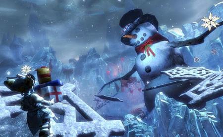 Guild Wars 2 - новогодний ивент