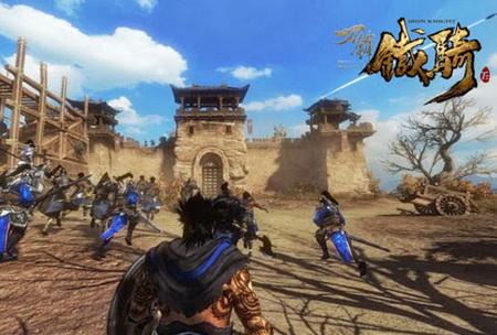 Iron Knight - новый проект от Tencent Games