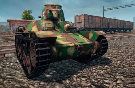 World of Tanks - Семь самураев