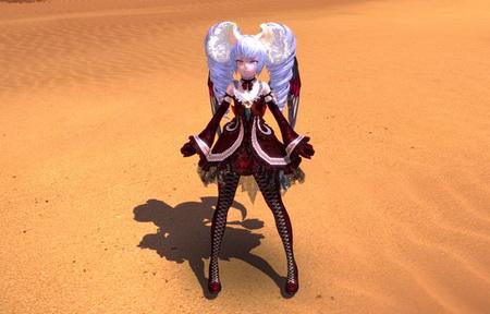 TERA - новый класс персонажа расы Elin