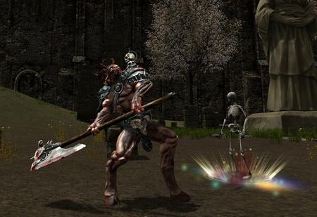 Pantheon: Rise of the Fallen подробнее об игре