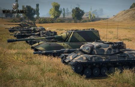 World of Tanks обновление 8.11