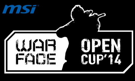 Warface Open Cup 2014