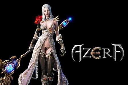 AZERA - анонс онлайн игры