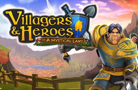 Villagers and Heroes появится в Steam