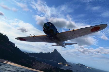 World of Warplanes - Летний вечер