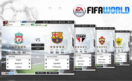 FIFA World - ОБТ