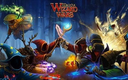 Magicka: Wizard Wars - ОБТ