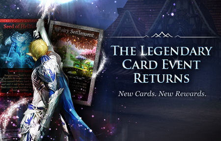 Lineage 2 - Legendary Card