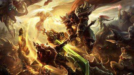 League of Legends - обновление 4.15