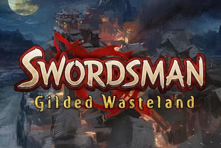 Swordsman - Gilded Wasteland