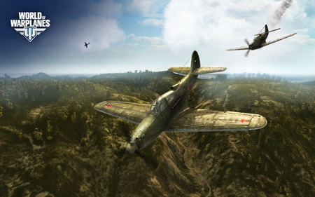 World of Warplanes обновление 1.6