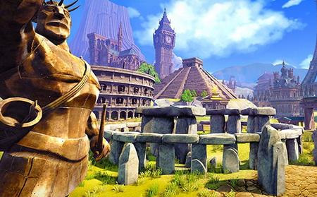 Civilization Online cbt 2