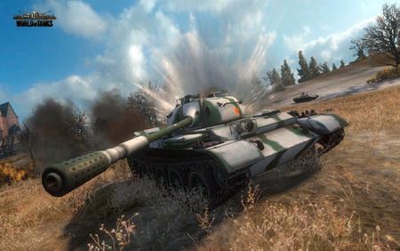 World of Tanks обновление 0.9.6