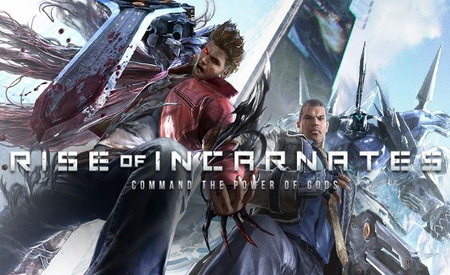 Rise of Incarnates - ранний доступ в Steam