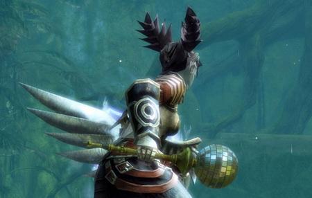 Guild Wars 2: Heart of Thorns легендарное оружие