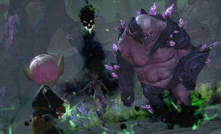 Guild Wars 2 - профессии и специализации