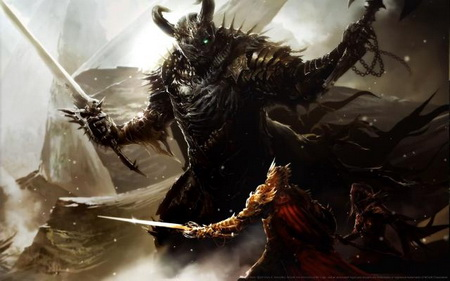 Guild Wars 2 стресс-тест Desert Borderlands