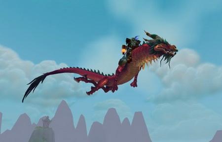 World of Warcraft - полетов не будет