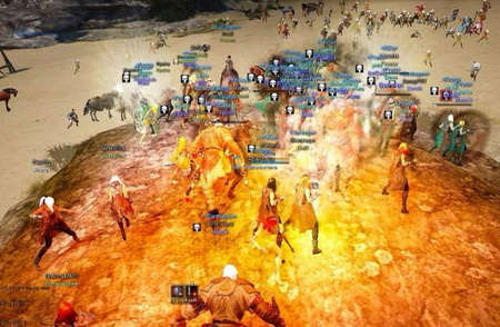 Black Desert - PvP сражение 31 мая