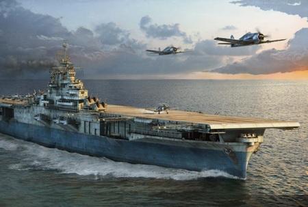 World of Warships новые корабли