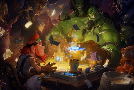 Hearthstone: Heroes of Warcraft новые герои