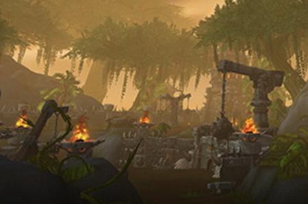 World of Warcraft Вторжение в Танаанские джунгли