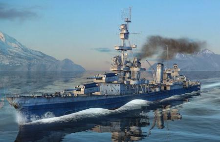 World of Warships обновление 0.4.0.3