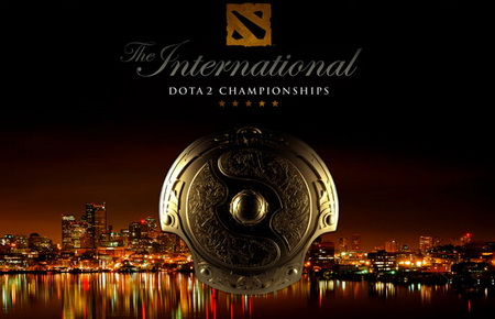 Dota2 - The International 2015