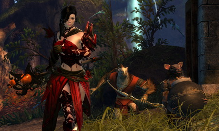 Guild Wars 2 Heart of Thorns 23 октября