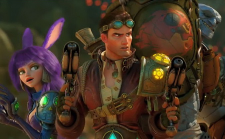 Wildstar ������ Free-to-play